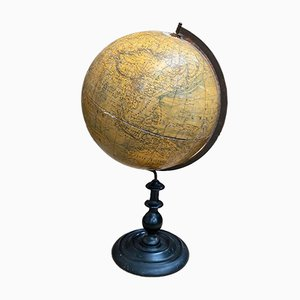 Antique Terrestrial Globe