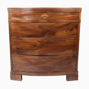 Empire Mahogany Chest of Drawers, 1820s