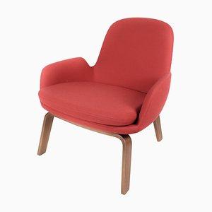 Sessel mit Nussholz Beinen von Normann Copenhagen