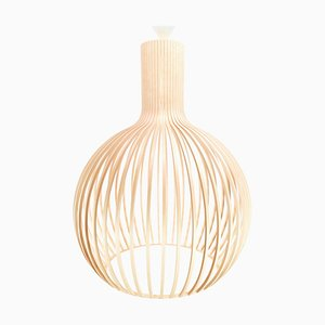 Secto Octo Model 4240 Pendant of Birch Wood