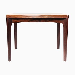 Side Table in Rosewood Designed by Henning Kjærnulf, 1960s