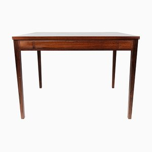 Danish Rosewood Side Table, 1960s