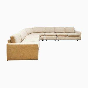 Vintage Dutch Modular Sofa by Geoffrey Harcourt for Artifort, Set of 7