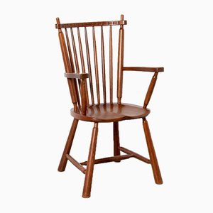 Spindle Back Armchair