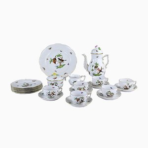 Herend Porcelain Service from Rothschild