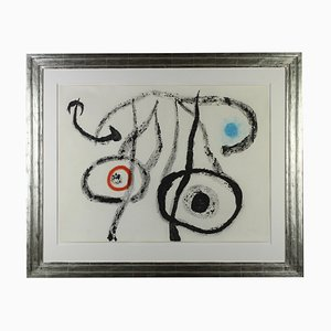 Joan Miró, 1893-1983, The Water Holder IV