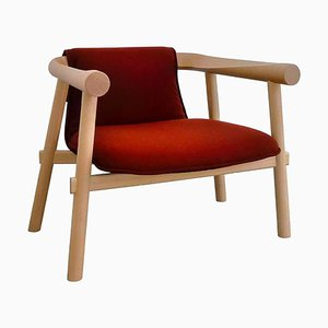 Fabric Altay Armchair by Patricia Urquiola