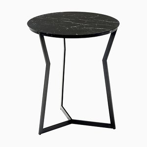 Nero Marble Star Side Table by Olivier Gagnère