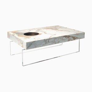 Grande Table Scoop en Plexiglas par Stefano Belingardi Clusoni