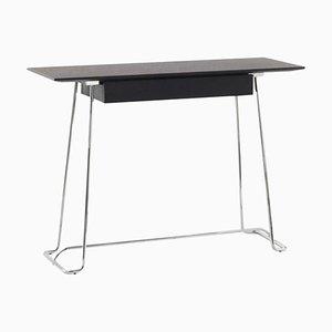 Chromed Brera Console Table by Marcos Zanuso Jr.