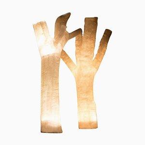 No Leafs Lichtskulpturen von Atelier Haute Cuisine, 2er Set