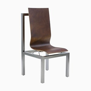 BNF Chaise Chair by Dominique Perrault & Gaelle Lauriot Prevost