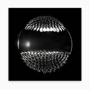 Magnetic Radiation 14, Abstract Photography, 2011, Philippe Starck