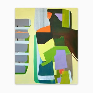 SBC 154, Abstract Painting, 2013