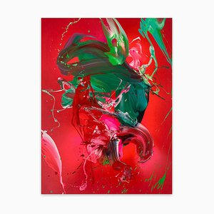 From Asia With Love!, Abstract Painting, 2021