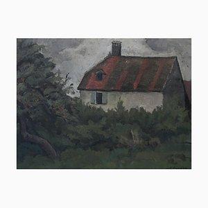 Gustave Francois, Dimanche Pluvieux, 1917