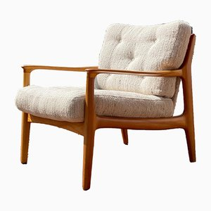 Mid-Century Easy Chair by Eugen Schmidt for Soloform