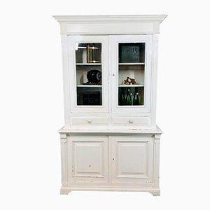 White Buffet Cabinet