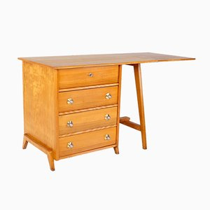 Maple Dresser and Worktable, 1950s