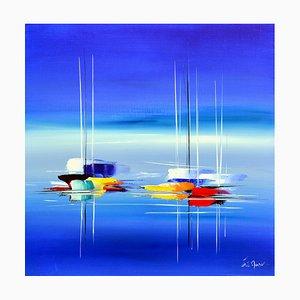 Eric Munsch, Blue Dream, 2021