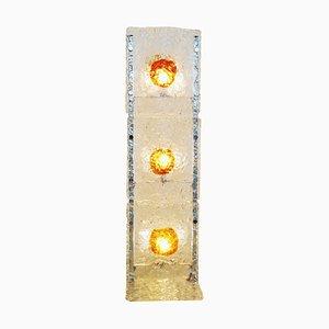 Floor Lamp in Murano Glass from Mazzega, 1960s