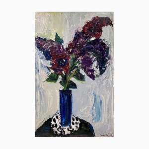 Jean Krillé, Le Vase Bleu, 1979