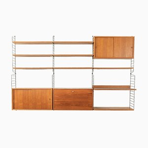 Shelving System by Nils Strinning, 1950s