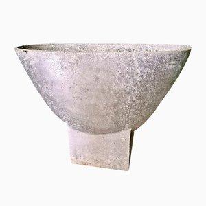 Vintage Aluminium Vase, 1960s