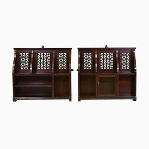Arts & Crafts Wall or Table Top Cabinets