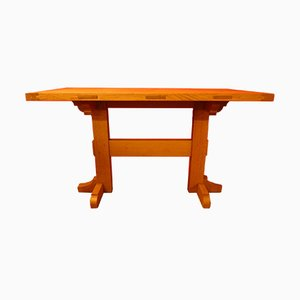 Arts and Crafts Style Hall Table or Desk
