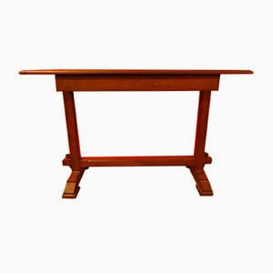 Arts and Crafts Hall Table