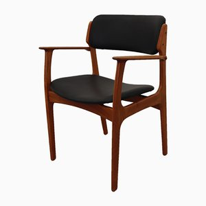 Chair by E. Buch for O.D. Møbler, Denmark, 1960s