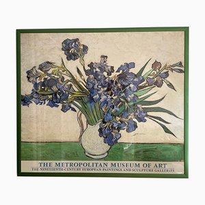 Póster vintage del Metropolitan Museum of Modern Art