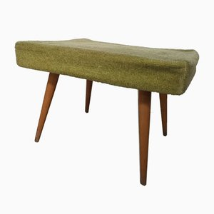 Mid-Century Footstool with Extension Ladder, 1970s