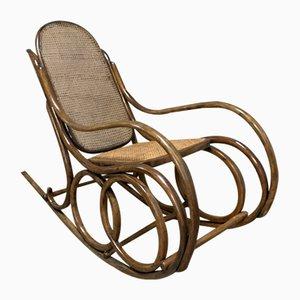 Rocking Chair by Michael Thonet for Gebrüder Thonet Vienna GmbH, 1800s