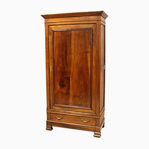 Antique Louis Philippe Sideboard in Walnut, 19th Century