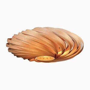 Veneria Deckenlampe aus Kirschholz