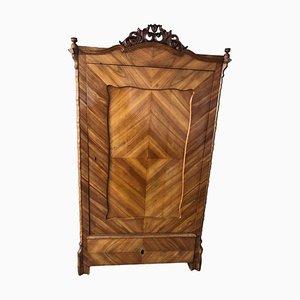 Biedermeier Wood Cabinet