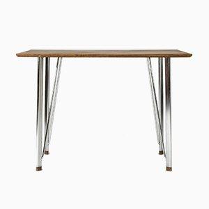 Teak Schreibtisch von Arne Jacobsen für Fritz Hansen