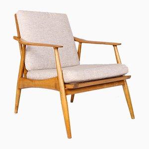 Scandinavian Style Beech Chair
