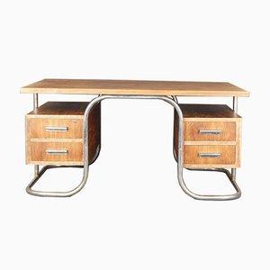 Bauhaus Style Tubular Desk