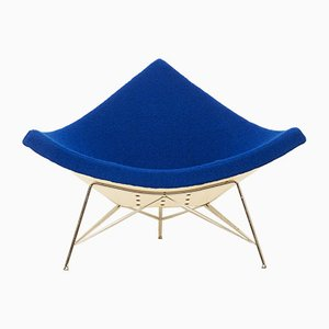 Coconut Armchair by George Nelson for Vitra