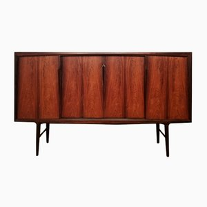 Scandinavian Rosewood Sideboard by Axel Christensen for ACO Møbler, 1960s