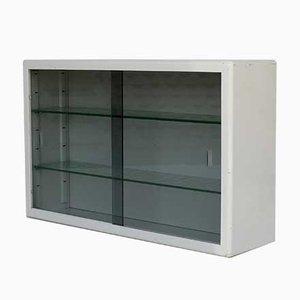 German Metal Industrial Bathroom Cabinet, 1960s