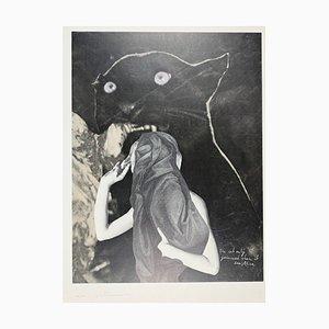 Sarah Schumann, Untitled Color Offset, Hand-Signed