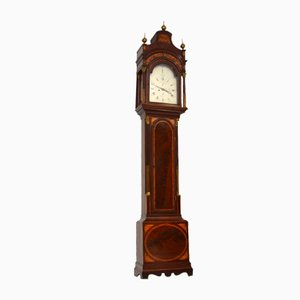 Antique Georgian Period Long Case Clock by Richard Reeves