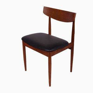 Mid-Century Teak Dining Chairs by Ib Kofod Larsen for G-Plan, 1960s, Set of 4