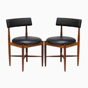 Fresco Dining Chairs from G-Plan, Set of 4
