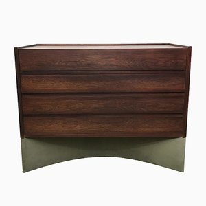 Chest of Drawers or Vanity by Joseph-André Motté, Charron, 1960