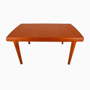 Large Danish Dining Table by Ejvind A. Johansson for Vamø Sonderborg, 1960s